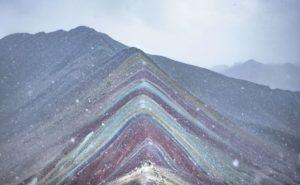 peru teczowa gora