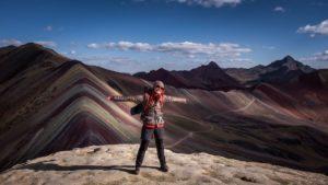 trekking teczowa gora peru