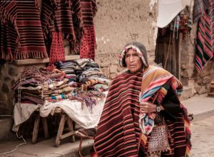 wycieczki do Boliwii, targ w Sucre