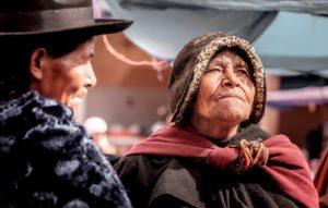 Targ w Sucre, wyprawy do Boliwii
