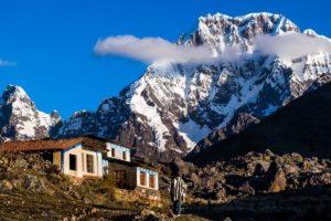 wyprawy peru, wioska pacchanta, trekking ausangate