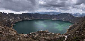 laguna quilotoa, wycieczki do ekwadoru