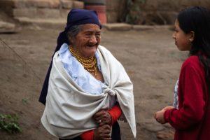 wycieczki ekwador, lokalni ludzie