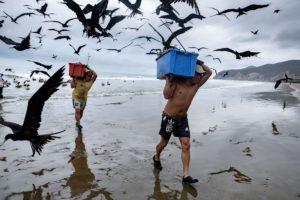 wybrzeze ekwador, puerto lopez