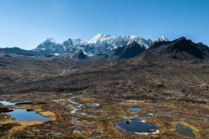 panorama trekking ausangate peru