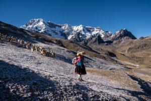 trekking ausangate peru