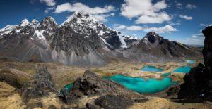 trekking ausangate, najpiekniejszy trekking w peru