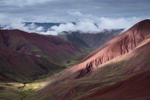teczowa gora w peru, ludzie quechua