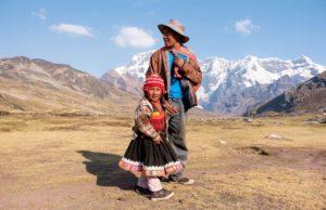 trekkingi w peru, trekking ausangate
