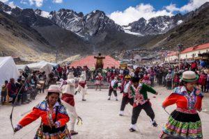 festiwale w peru, cusco