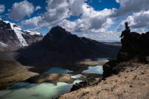 trekking do siedmiu jezior peru
