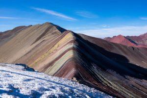 teczowa gora peru