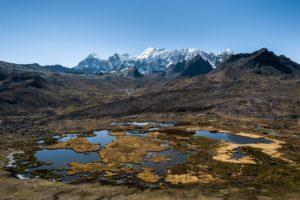 trekking w peru, region ausangate peru