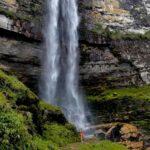 Peru atrakcje - wodospad Gocta