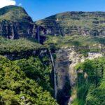 Najlepsze atrakcje Peru - wodospad Gocta